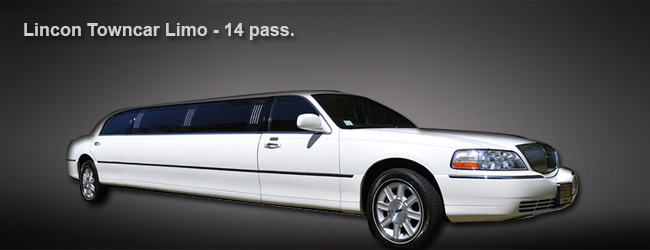 Lincoln Limo White