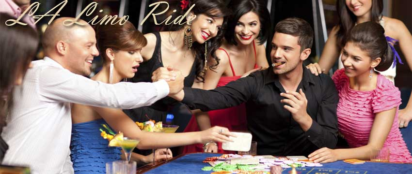 Los Angeles Casino Tour Limo Services