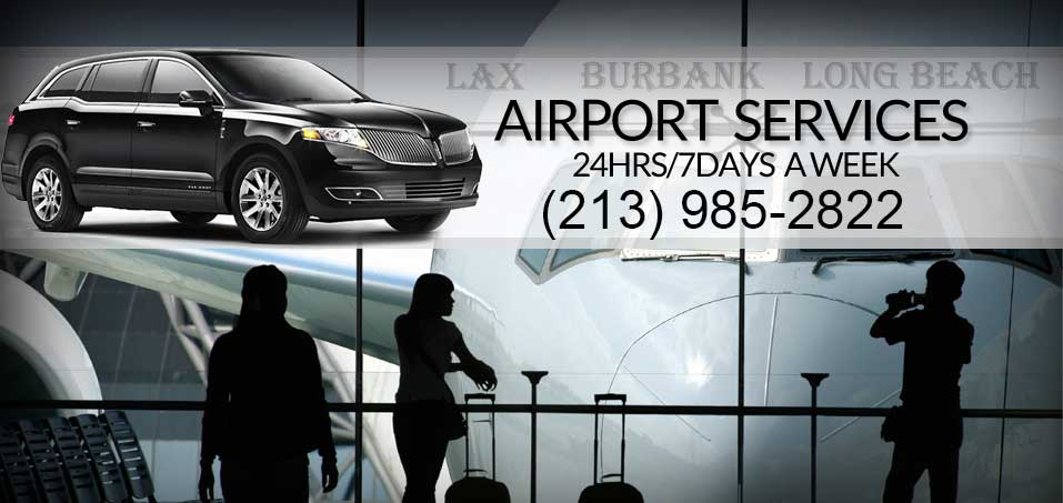 LAX Airport Limo Service
