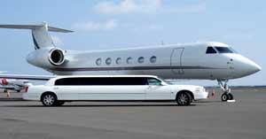 Van Nuys Airport Limo Transportation
