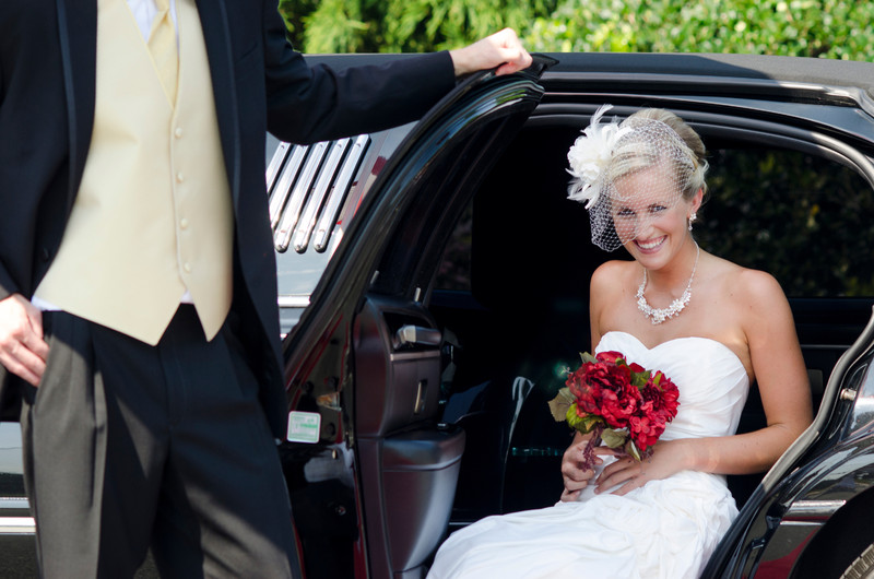 Los Angeles Wedding Limo Services