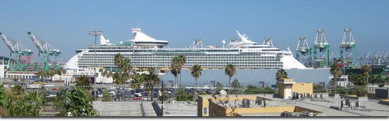 Los Angeles Cruise ship transportation