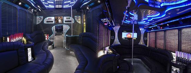 Los Angeles Party Bus Rental