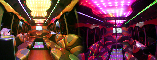 25 Pass. Party Bus