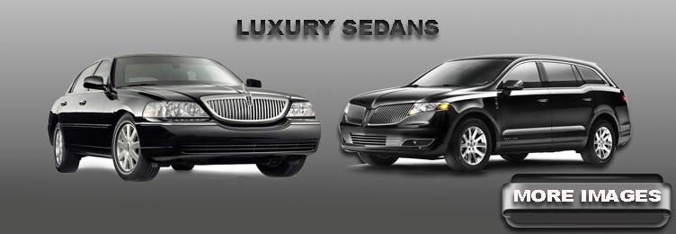 Executive Town Car Sedans
