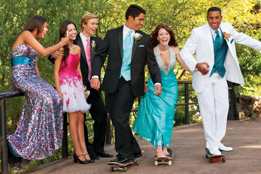 Los Angeles Winter Formal Dance Limo services