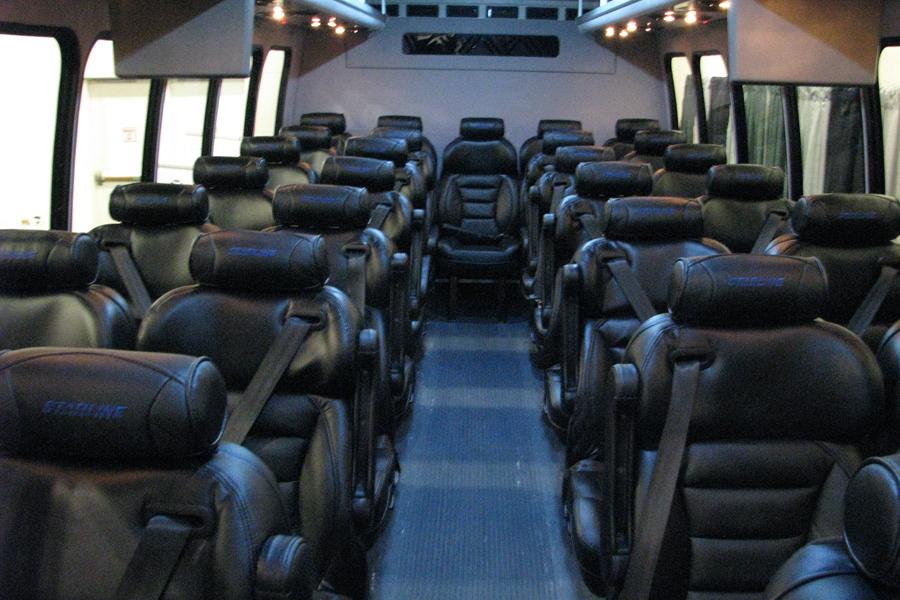 Los Angeles Shuttle bus services
